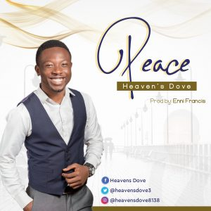 NEW MUSIC: Peace - Heavens's Dove